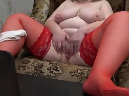 9 min - Boobed mature woman masturbation