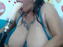 5 min - Dirty granny webcam