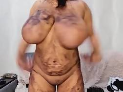 8 min - Crazy dirty boobed fat