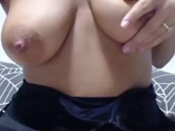 4 min - Nice natural jugs livechat