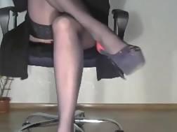 3 min - Exposing stockings