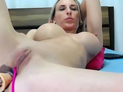 3 min - Older camslut anal