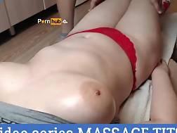 6 min - Clip two massage oil